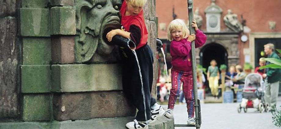 Stockholm with children