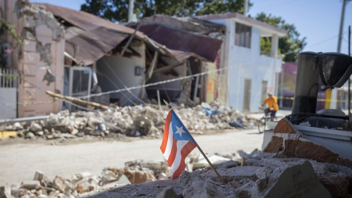 Seismic activity continues to shake Puerto Rico with 5.2 quake