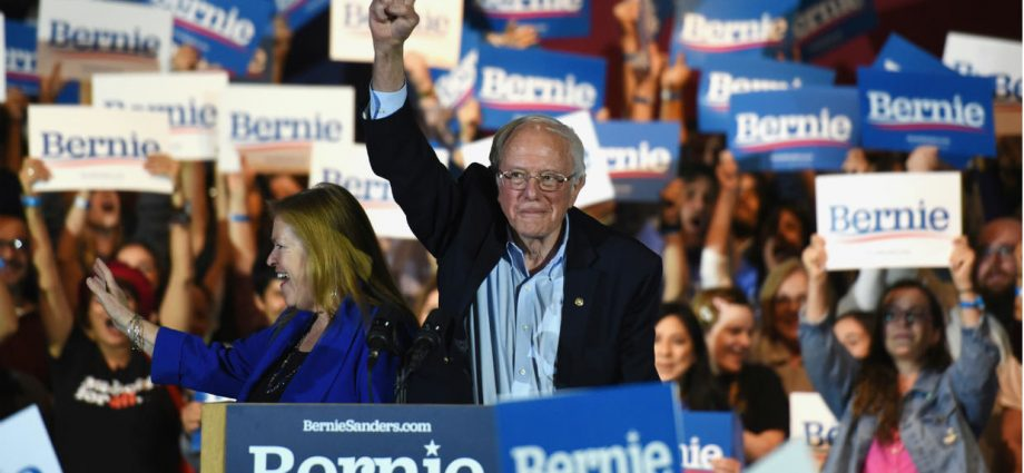 Bernie Sanders wins 2020 Nevada caucuses