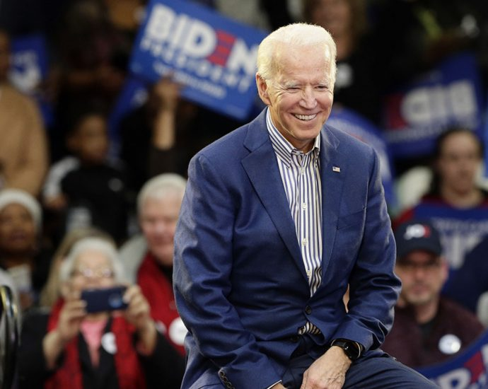 Joe Biden wins 2020 South Carolina US Democratic presidential primary