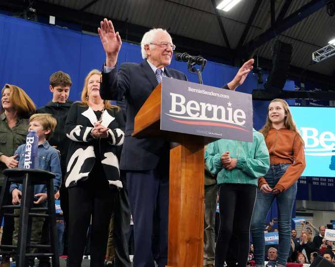 2020 United States presidential election: Trump, Sanders win New Hampshire primaries