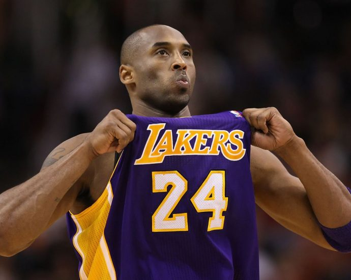 Former basketball player Kobe Bryant dies in helicopter crash, aged 41